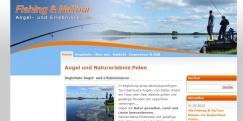 Angel und Naturerlebnis Polen